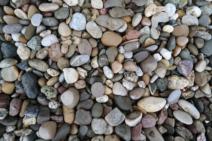 stenar, Pebble, småsten, bakgrund, bakgrunder, naturen, sten - objekt