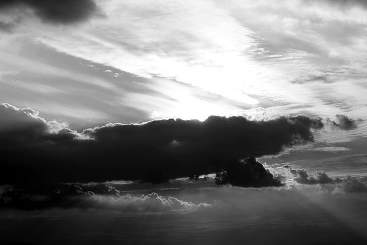 88 Gambar Awan Black And White Terlihat Keren