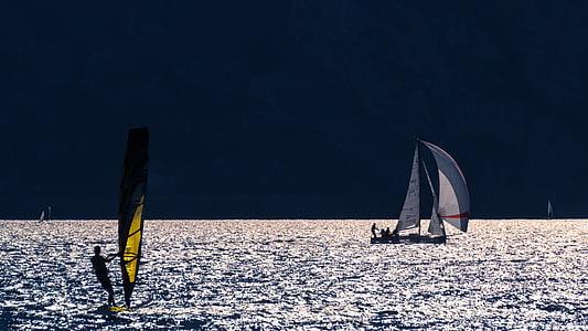 γουίντ σέρφινγκ, θαλάσσια σπορ, Άνεμος, νερό, κύμα, Αθλητισμός, ελεύθερου χρόνου