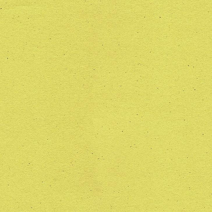textúra, tileable, bezšvové, papier, Ručný papier, žltá, pozadia