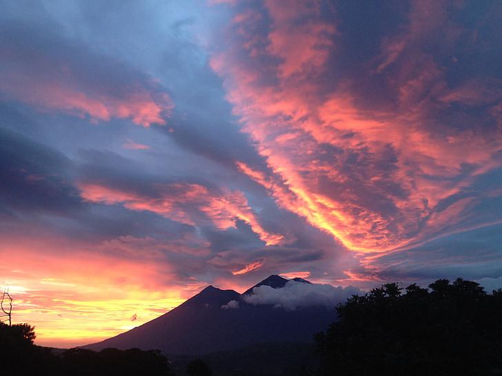 izlazak iz grada Gvatemale