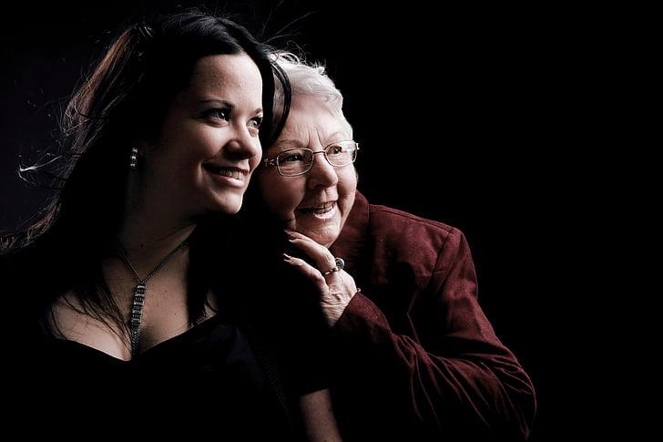 mama i kćer lezbijski poljubac lezbijski seks trake