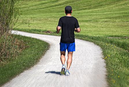 Jogger, hobijs, brīvais laiks, Sports, palaist, kustība, sporta atpūtas