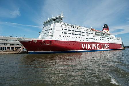 båt, havet, resor, kryssningsfartyg, nautiska fartyg, transport, passagerarfartyg