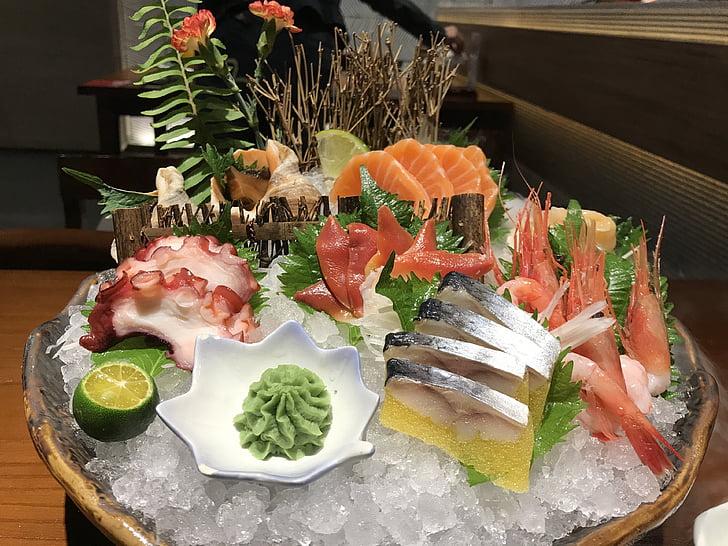 Owoce morza, dla smakoszy, życie