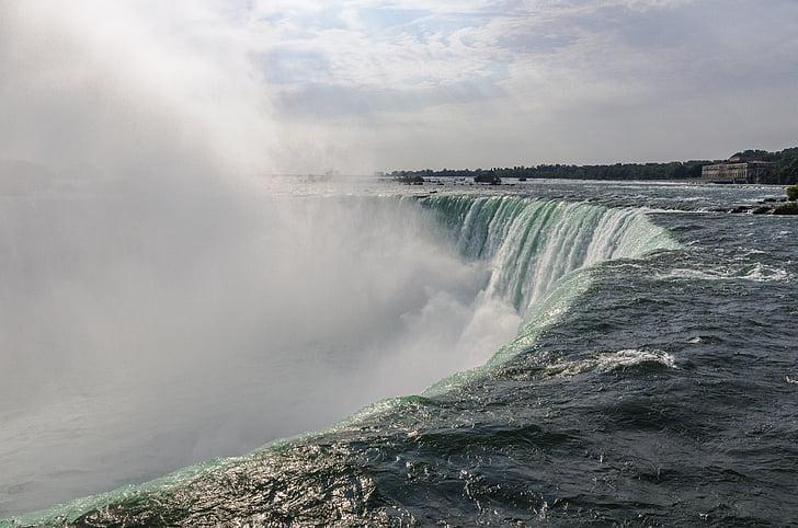 udu, Niagara falls, jõgi, vee, juga, algatusel, Laadi võimu