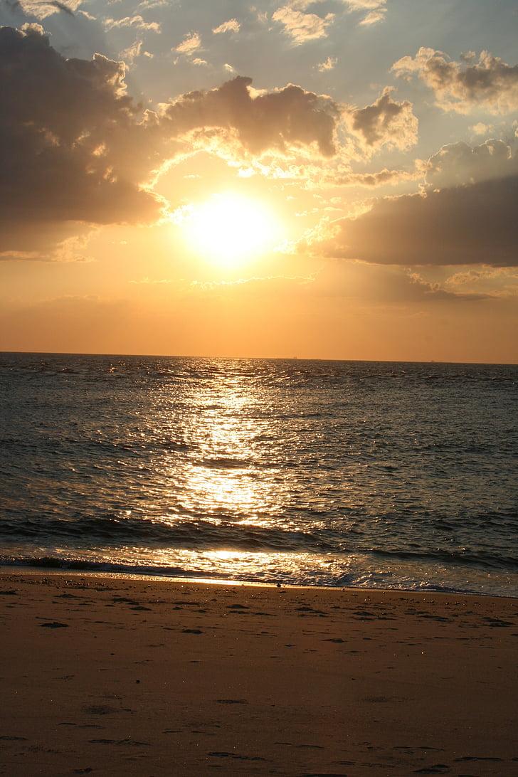 Mar, platja, Alba