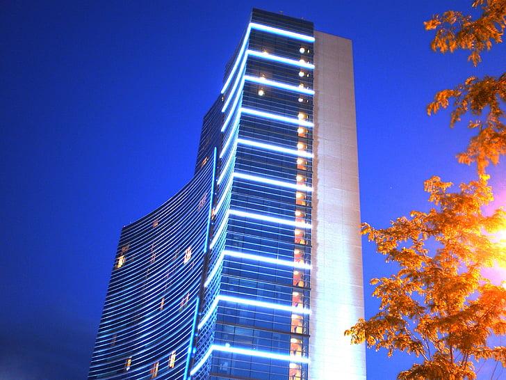 building, city, architecture, urban, cityscape, hotel, luxury