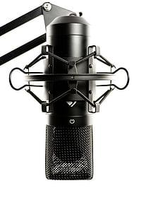 номер-студіо, мікрофон, вокальний мікрофон, аудіо, запис, звукової студії, звукове обладнання