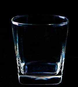 üveg, víz-glass, ivó kupa