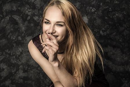portrait, smile, happy faces, smiling, face, caucasian, looking