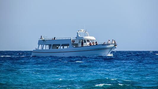 kryssningsfartyg, semester, Holiday, turism, Cypern