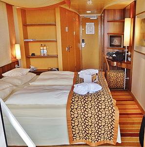 kruizinis laivas, Aida, Bella, balkonas, salono, atostogų kruizas, laivų kelionės