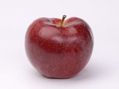 Apple, puu, toitumine, punane, punane õun, puuviljad, Galicia õunad
