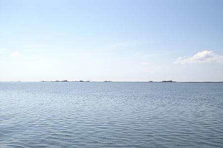 Северное море, Halligen, Северная Фризия, мне?