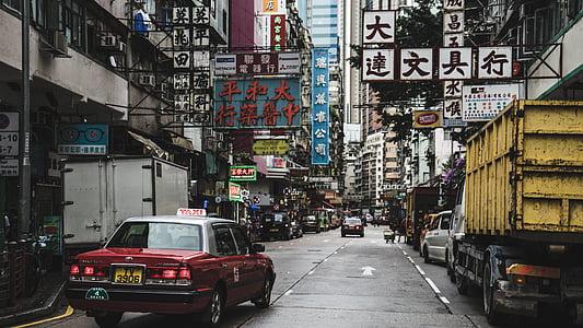 cars, gray, road, shown, building, china, city