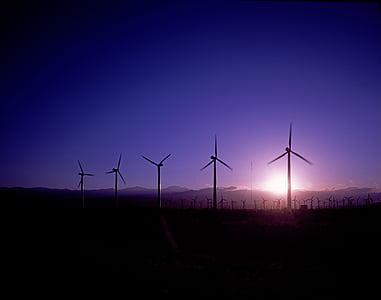 windräder, energia, energia eòlica, Tecnologia Ambiental, energia eòlica, medi ambient, planta d'energia eòlica