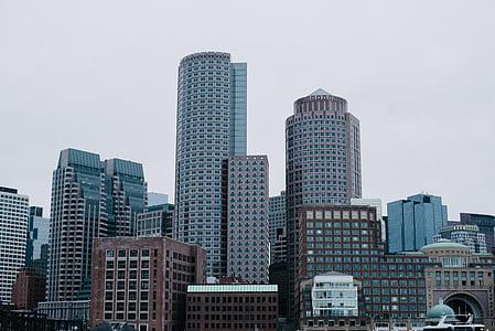 architecture, buildings, city, cityscape, skyline, skyscrapers, urban