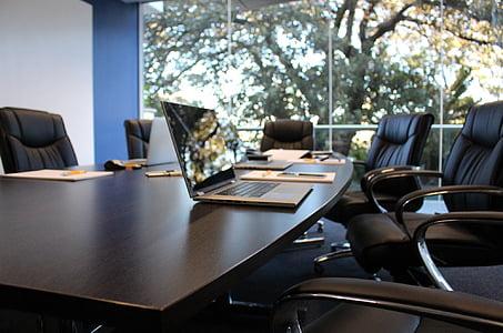 Oficina, sala de juntes, reunió, taula, reunió de la sala de juntes, reunió oficina, reunió de negocis