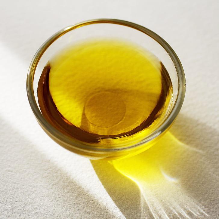 oli, oli d'oliva, mat, espècies, cuina, groc, oliva
