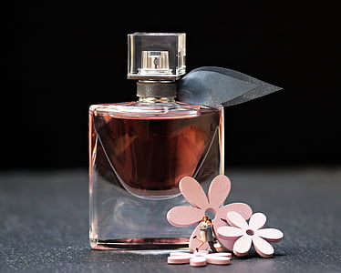 perfume, flacon, glass bottle, bottle, still life, perfume bottle, fragrance