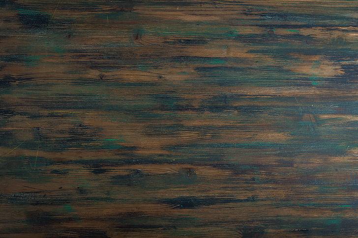 baggrund, træ, træ, tekstur, træ tekstur, træ baggrund, grøn