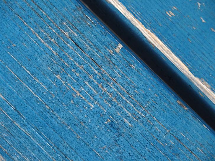 fusta, fons, blau, fons de fusta, textura, fons de fusta de textura