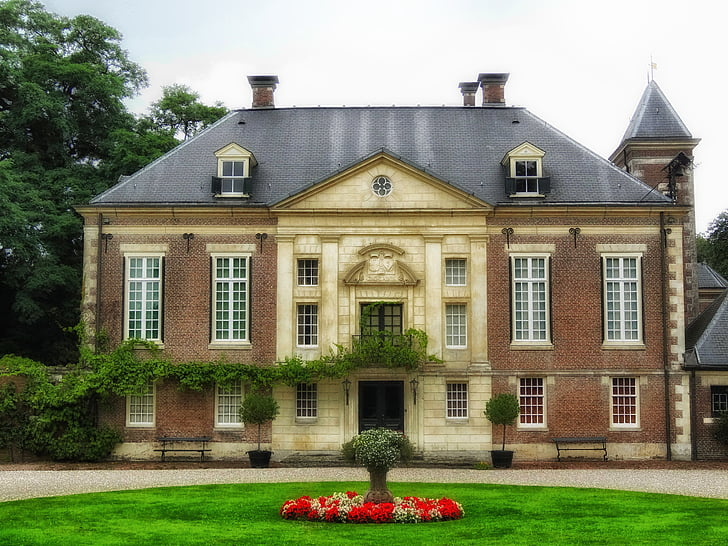 diepenheim, netherlands, mansion, house, palace, landmark, grounds