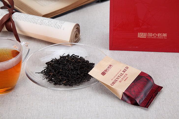 arbata, juodoji arbata, gėrimas
