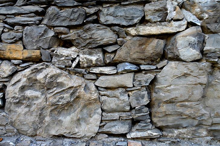 texture, mur en pierre naturelle, pierres, Pierre naturelle, mur, monument, bâtiment