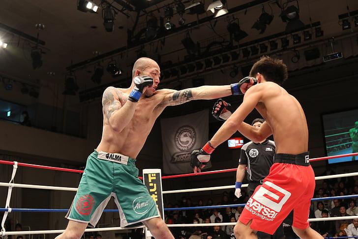 MMA, arts marcials mixtes, Shooto, Japó, Maza lluita, Maza, esport