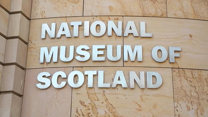 Edinburgh, Šotimaa, muuseum, Rahva Muuseum