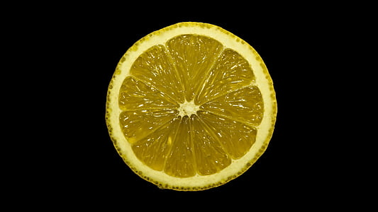 llimona, Agra, fruita, groc, vitamines, macro, refresc