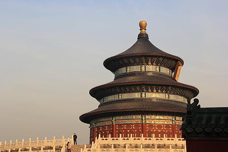 Pequín, el temple del cel, espectacular, Xina, arquitectura, Àsia, renom