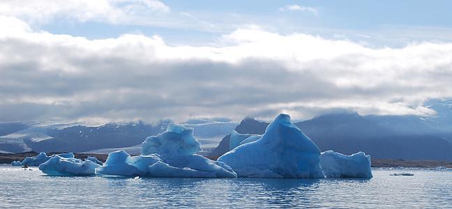 iceberg, ice, jökullsarlon, iceland, floe, iceberg - Ice Formation, arctic
