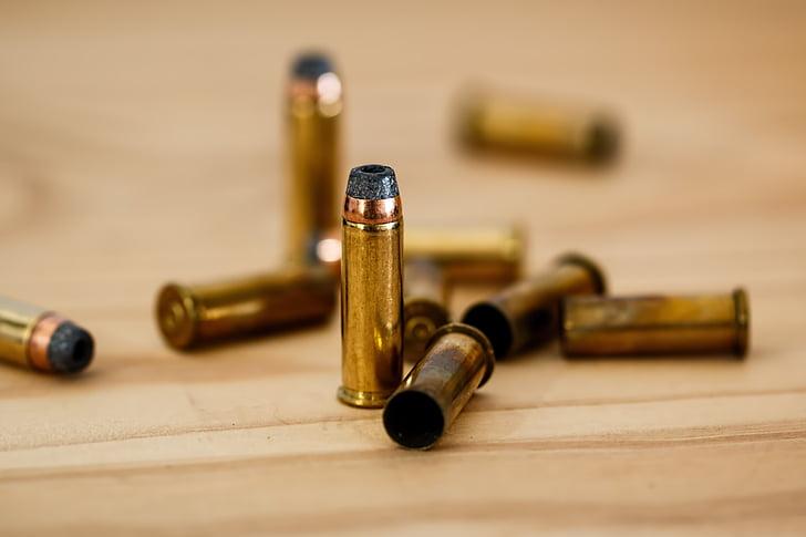 bullet, cartridge, ammunition, crime, ammo, shell, bullets