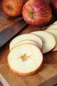 яблоко, фрукты, красный, витамины, Фриш, здоровые, kernobstgewaechs