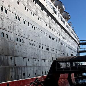 cruiseskip, Dock, cruiseskip, Pier, skipet