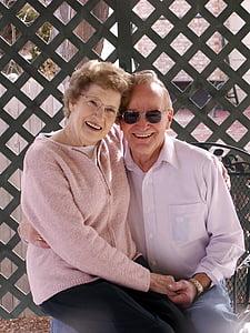 old couple, old, senior, couple, happy, love, retirement