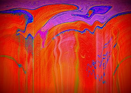 ภาพวาด, ศิลปะ, พื้นหลัง, สี, ความคิดสร้างสรรค์, สี, สีน้ำมัน
