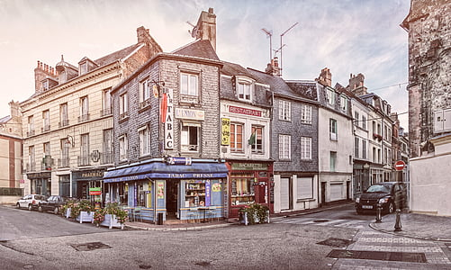 architecture, buildings, city, street, town, urban