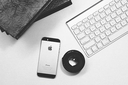iPhone, smartphone, mobilné, Technológia, klávesnica, podnikanie, kreatívne