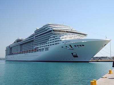 Řecko, Olympia, Já?, plavba, loď, loď, Středozemní moře