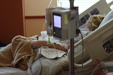haigla, töö, tarne, ema, meditsiinilise, Rasedus, patsient