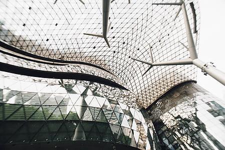 projectes arquitectònics, arquitectura, edifici, sostre, construcció, contemporani, llum natural