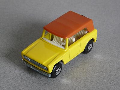 Zabawka, małe samochody, modele w skali, miniaturowe samochody, żółty