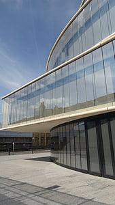 blavatnik kooli omavalitsuse, Oxford, Herzog de meuron, arhitektuur, ehitatud struktuur, kaasaegne, hoone välisilme