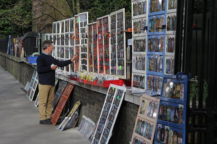 procés de compra art, Londres, Parc