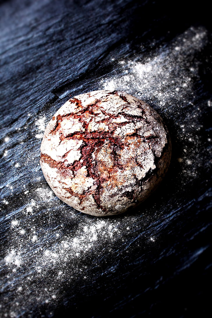 leib, puidust ahju leiva, leiva koorik