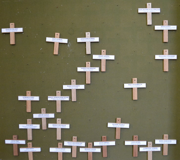 Cross, afdøde personer, alle sjæle ' day, død